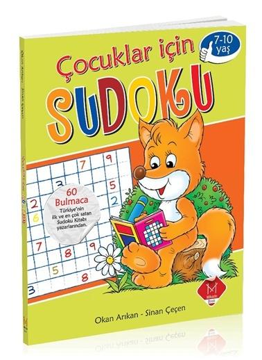 Çocuklar İçin Sudoku (7-10 Yaş)-Mikado